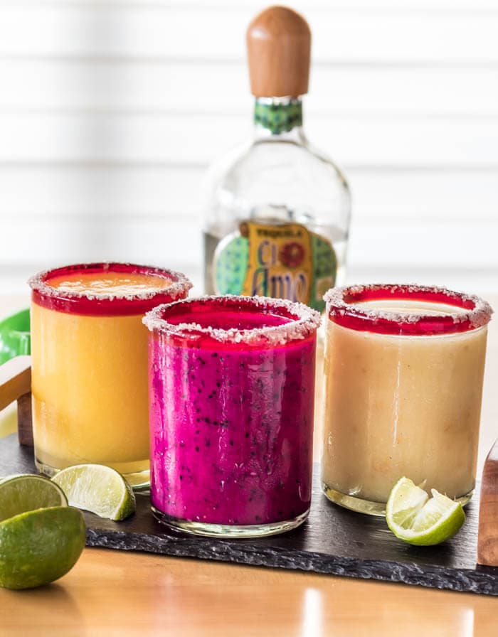 Delicious Margaritas to Make This Summer - Exotic Tropical Margarita