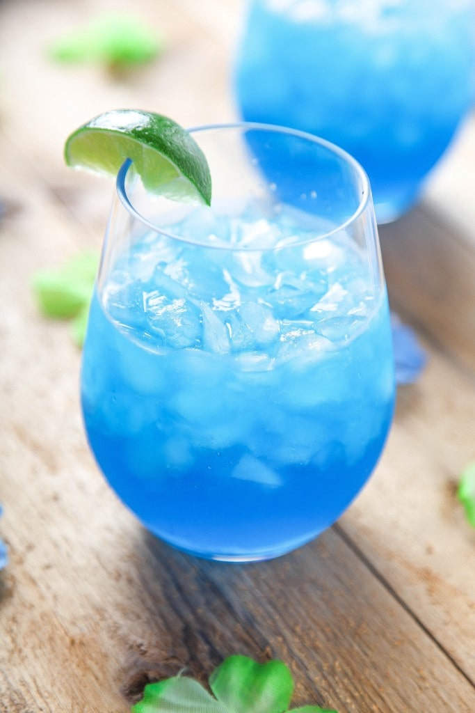 Delicious Margaritas to Make This Summer - Blue Margarita