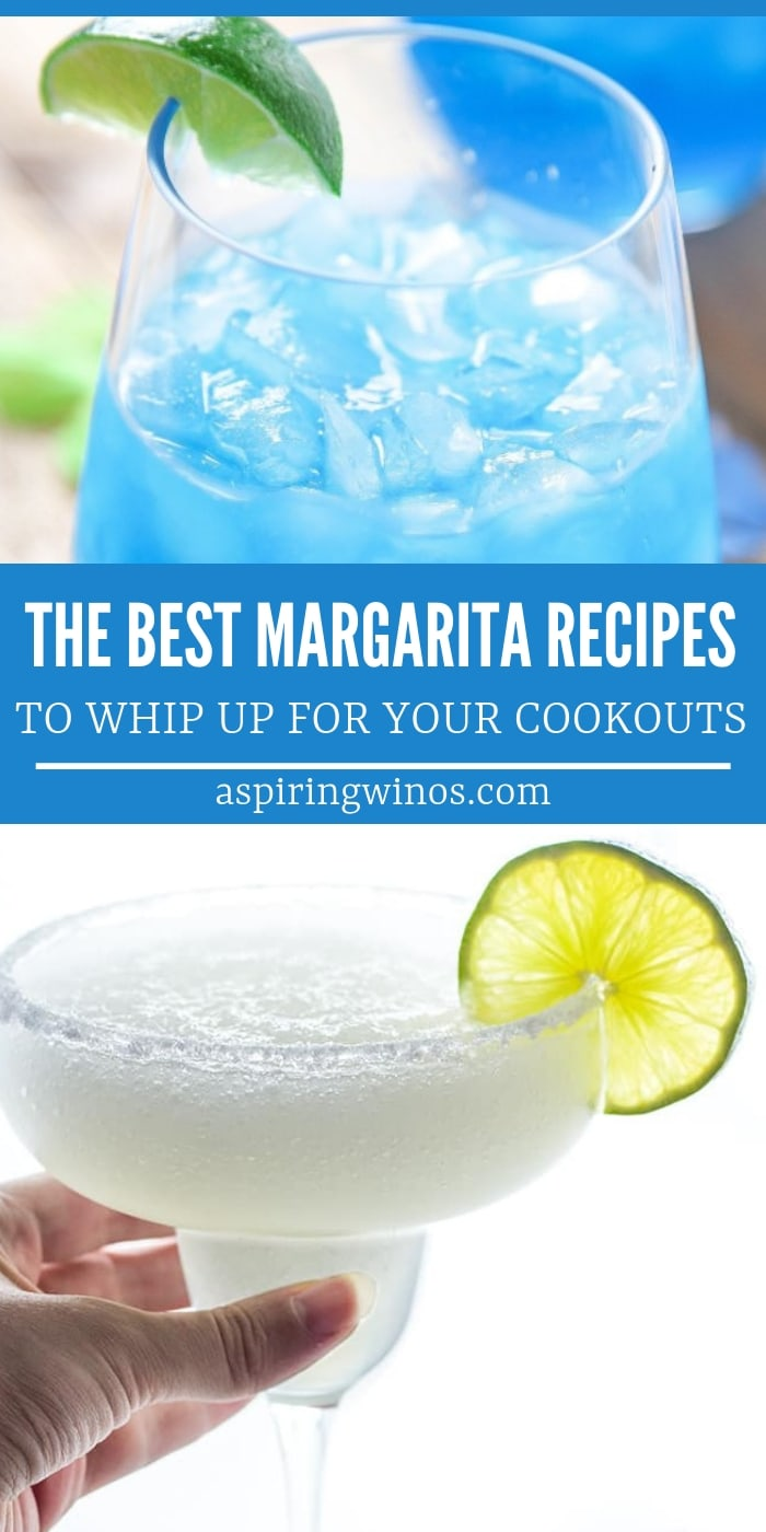 Whether or not you have a margaritaville machine, take a look at these delicious #margarita #cocktail #recipes for your next summer cookout or party. There are classic recipe options as well as fun flavor combos you'll definitely want to try. Make them for a crowd and be the hostess with the mostess. Skinny, passion fruit, ginger pear, rhubarb and all sorts of fun margaritas. #drinks