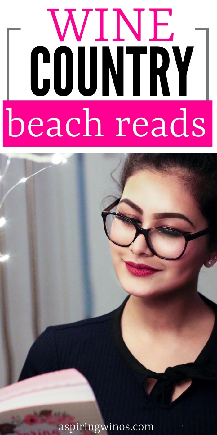 Choose one of these wonderful beach reads that are set in wine country for your next vacation in 2019. These are great books to bring on vacation to a wine tasting, where you can really connect with the scenery. Romance book or not, your summer will love these book ideas. #books #beachreads #vacation #travel