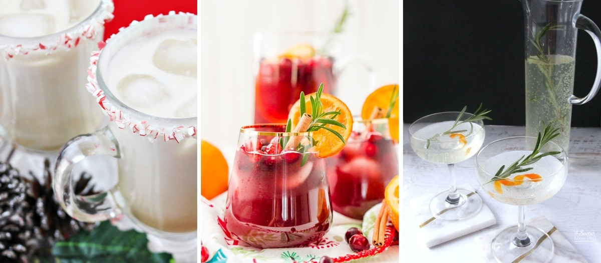Delightfully Delicious Christmas Cocktails| Cocktails for Christmas| Boozy Christmas Drink Recipes| Christmas Drinks| Alcoholic Drink Recipes for Christmas| Christmas Cocktails for a Crowd| Christmas Cocktails Easy| Christmas Cocktails Recipe| #cocktails #christmas #recipe