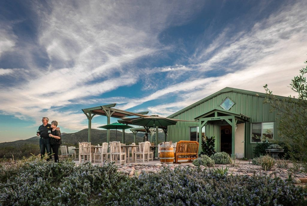 Sierra Roble Winery and Vineyard