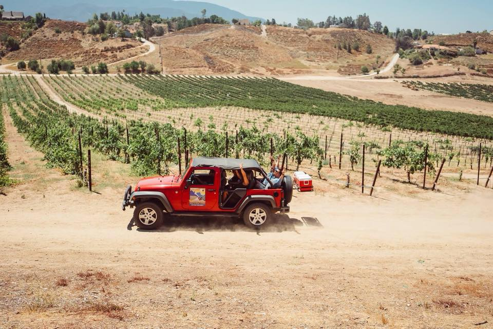 Temecula Jeep and Wine Tours| Where to Go Wine Tasting in Temecula