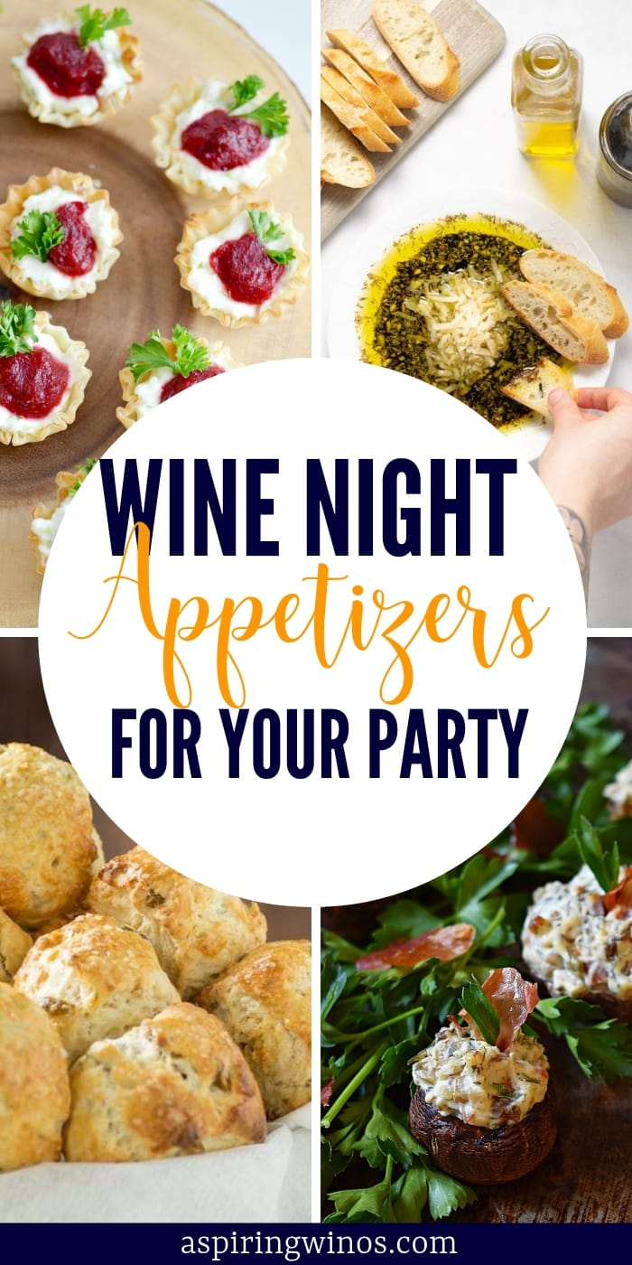 Wine Night Appetizers