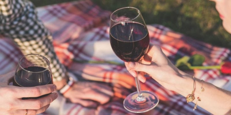 Wineries Where You Can Have a Picnic Lunch in Kelowna | Wineries in Kelowna | Picnic and Wine | How to Have a Picnic and Wine in Kelowna | #wine #picnic #wineandpicnic