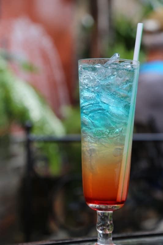 Rainbow Cocktail Recipe