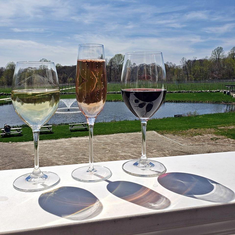 Wine Tasting in Connecticut