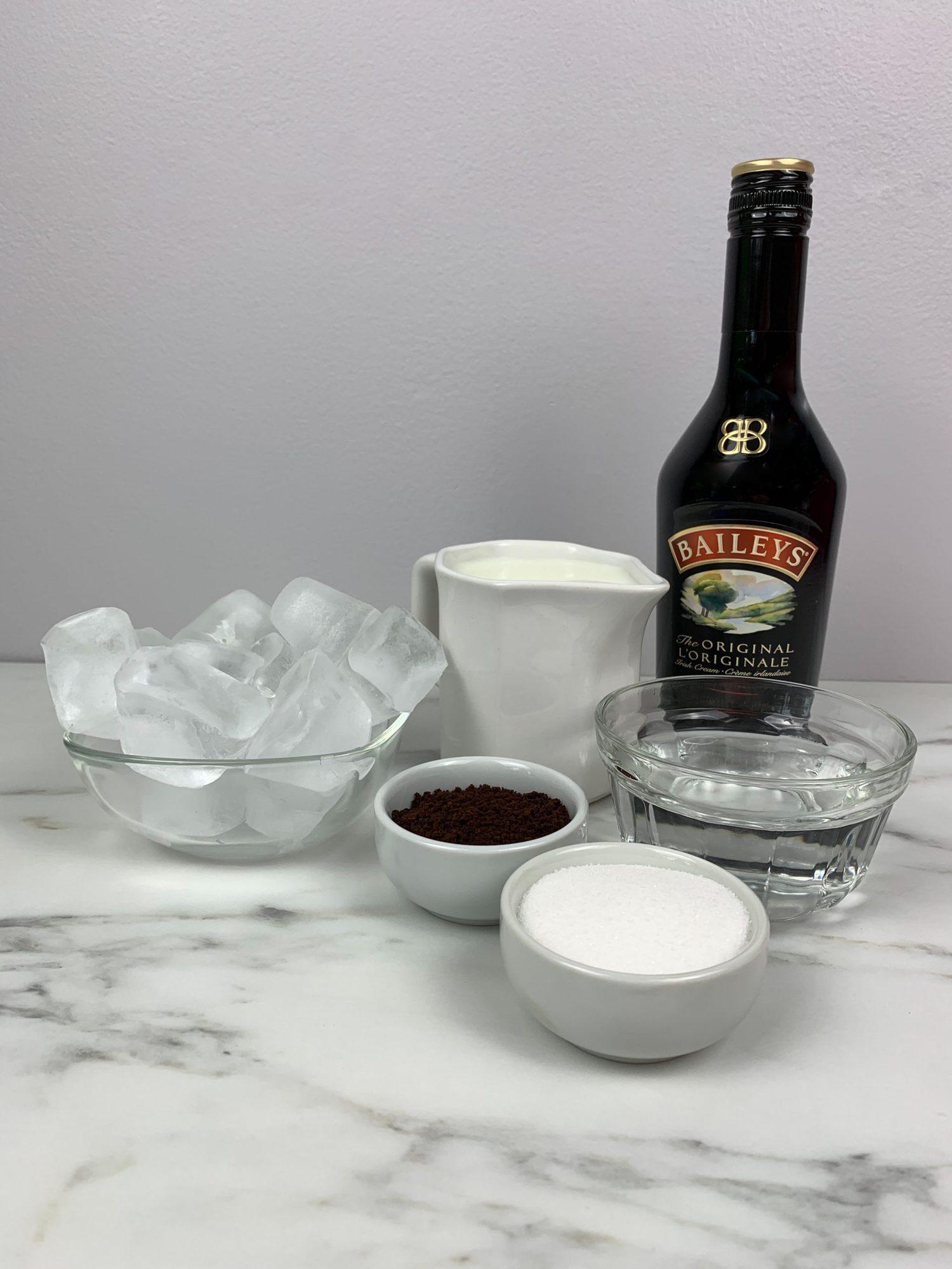 Baileys Dolgona Coffee Ingredients