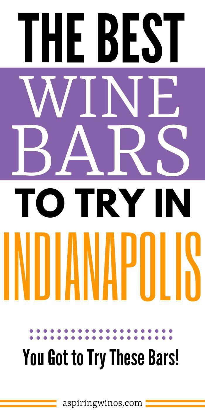 Indianapolis Wine Bars