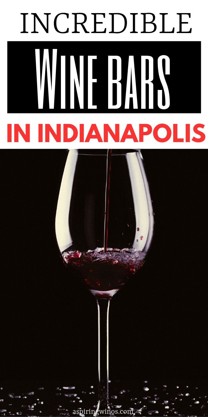 wine bars in Indianapolis