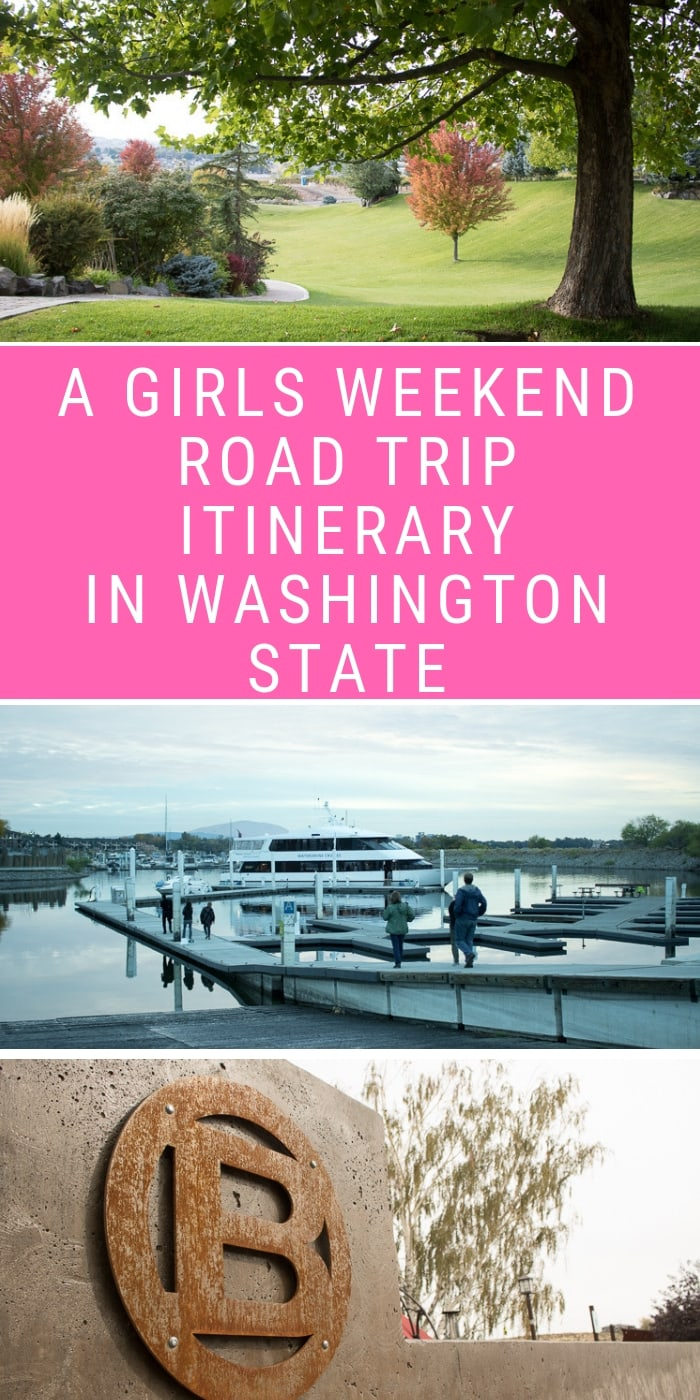 Looking for a fun bachelorette weekend itinerary in Washington State, that involves more wine than plastic accoutrements? Head to the Tri-Cities and have an epic weekend away with the girls!