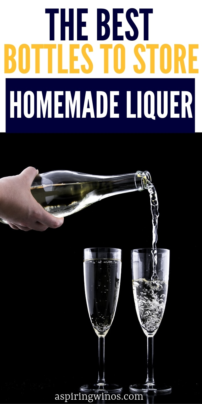 Making homemade liqueur is fun, but so is finding the perfect bottle to wrap it up in. Here is a selection of fantastic bottles to store grandma's homemade liquor recipe in this year, when you wow your friends with #christmas #gifts of diy alcohol, liquors and liqueurs.