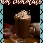 Spiked Hot Chocolate | Alcoholic Hot Chocolate | After Eight Hot Chocolate | Boozy Hot Chocolate Recipe | Best Minty Hot Chocolate | #hotcocoa #cocoa #hotchocolate #chocolate #cocktail