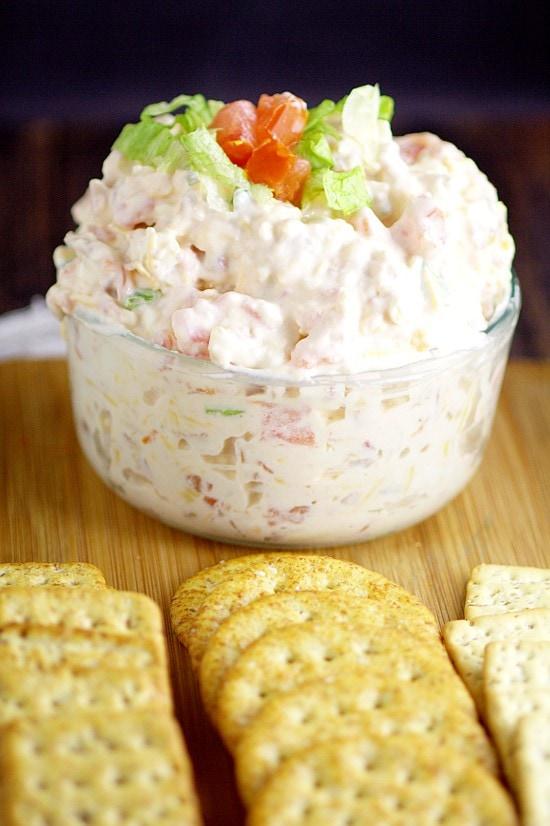 BLT DIP | Cold Dip Recipes