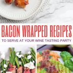 Bacon-Wrapped Appetizer Recipes| Bacon Wrapped Anything| Bacon Appetizers| The Best Bacon Wrapped Appetizer Recipes| Bacon Appetizers for Your Next Party| Wine Tasting Party Appetizers| Wine and Appetizers #bacon #recipes #appetizers #partyfood