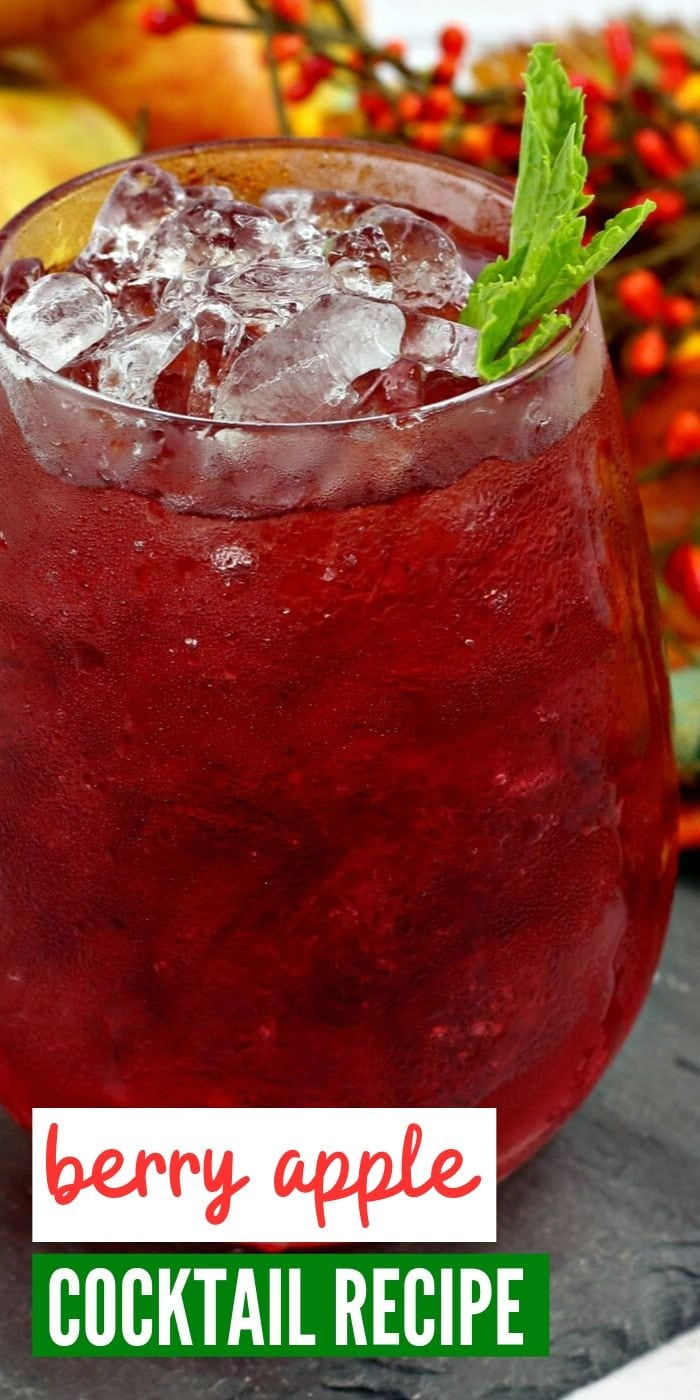 refreshing berry cocktail recipe