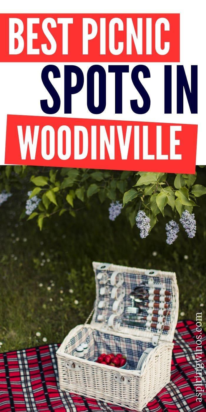 PlacestoHaveaPicnicinWoodinville | Picnic and Wine in Woodinville | Places to Drink Wine and Have a Picnic | Romantic Picnic Spots in Woodinville | #picnic #wine #romance