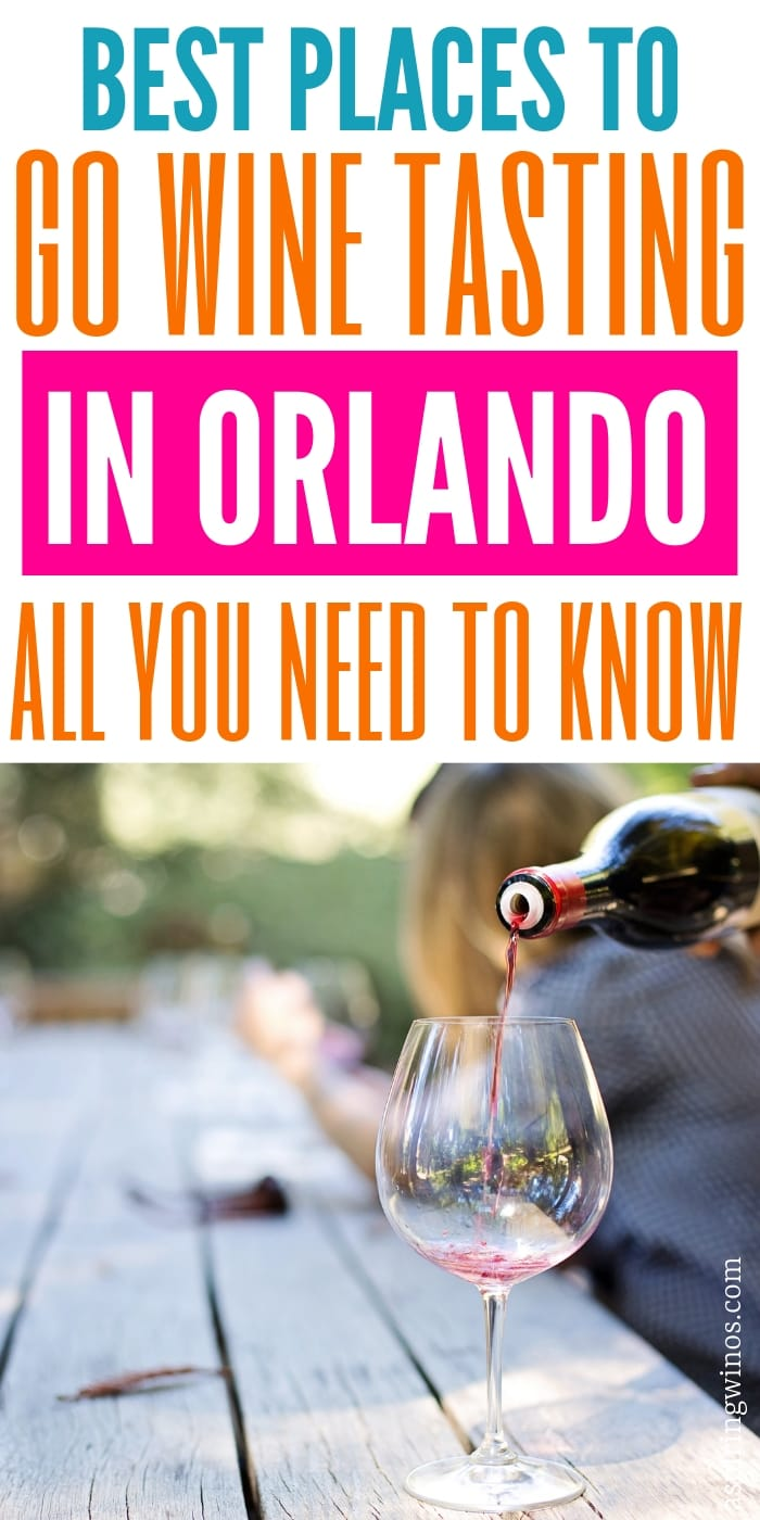 We've rounded up the best wine tasting rooms in Orlando. Where to Go Wine Tasting in Orlando | Places to Go Wine Tasting in Florida | Wine Tasting in Orlando | Best Wine Tasting Rooms in Orlando | Best Wine Tasting Rooms in Florida | Where to Go Wine Tasting in Florida | #florida #wine #orlandowine #winetasting