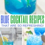 Blue Cocktail Recipes  Refreshing Blue Cocktails  Perfect BBQ Cocktails  Blue Cocktail Recipes for a Crowd  Blue Hawaiian Cocktail Recipes  Cocktail Recipes with Blue Curacao  #cocktails #bluecocktails #cocktailparty