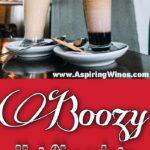 Alcoholic hot chocolate recipes