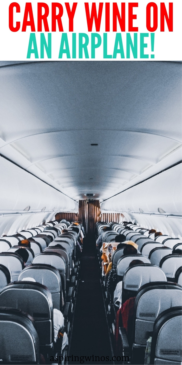 Do you need to know how to carry wine on an airplane? Here is the down and dirty on how to pack wine to take on a flight, as well as what you can and cannot do, according to the folks at the TSA. If you're planning your next #vacation to #napa or #winecountry, you'll want to get the details before you find out you can't bring your precious new #wine discovery home with you. #winetravel #airplanes #tsa #luggage