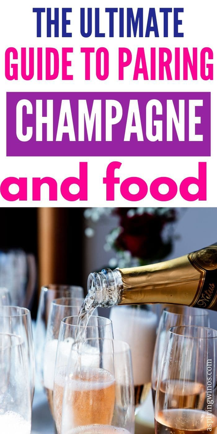 Champagne and food pairings | How to Pair Champagne with Food | Food and Champagne | What Food Goes with Champagne | Guide to Champagne and Food | #champagne #champagneandfood #foodpairings #food
