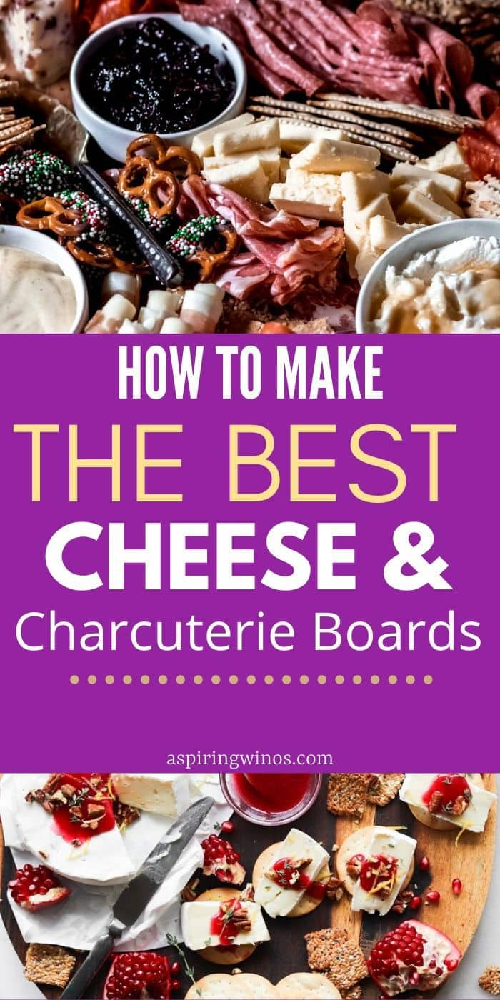The Best Charcuterie Boarsds | Wine and Cheese Board Recipes | Charcuterie Board Pairings | What Meat and Cheese for Wine | Wine and Cheese Pairings #charcuterie #wine #cheese #cheeseboard #appetizer