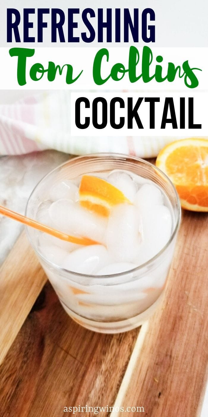 Classic Tom Collins Cocktail Recipe | Infamous Tom Collins Cocktail | The Best Gin Cocktail | Tall Gin Drink | Tom Collins Joke | #gin #tomcollins #cocktail #goals