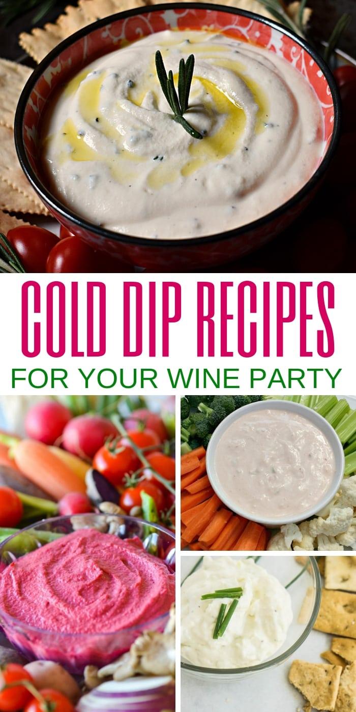 Cold Dip Recipes