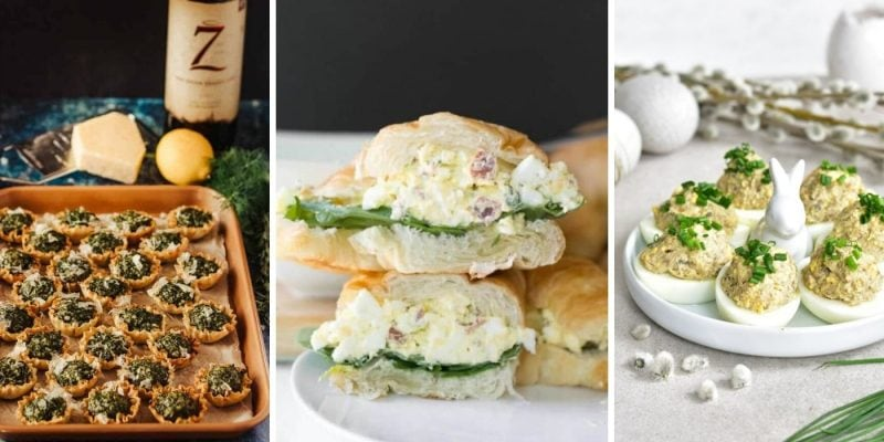 Egg-Based Appetizers for Your Next Wine Tasting Party | Best Appetizers for Your Wine Party | Egg Appetizers | Wine Appetizers | #appetizers #winenight #party