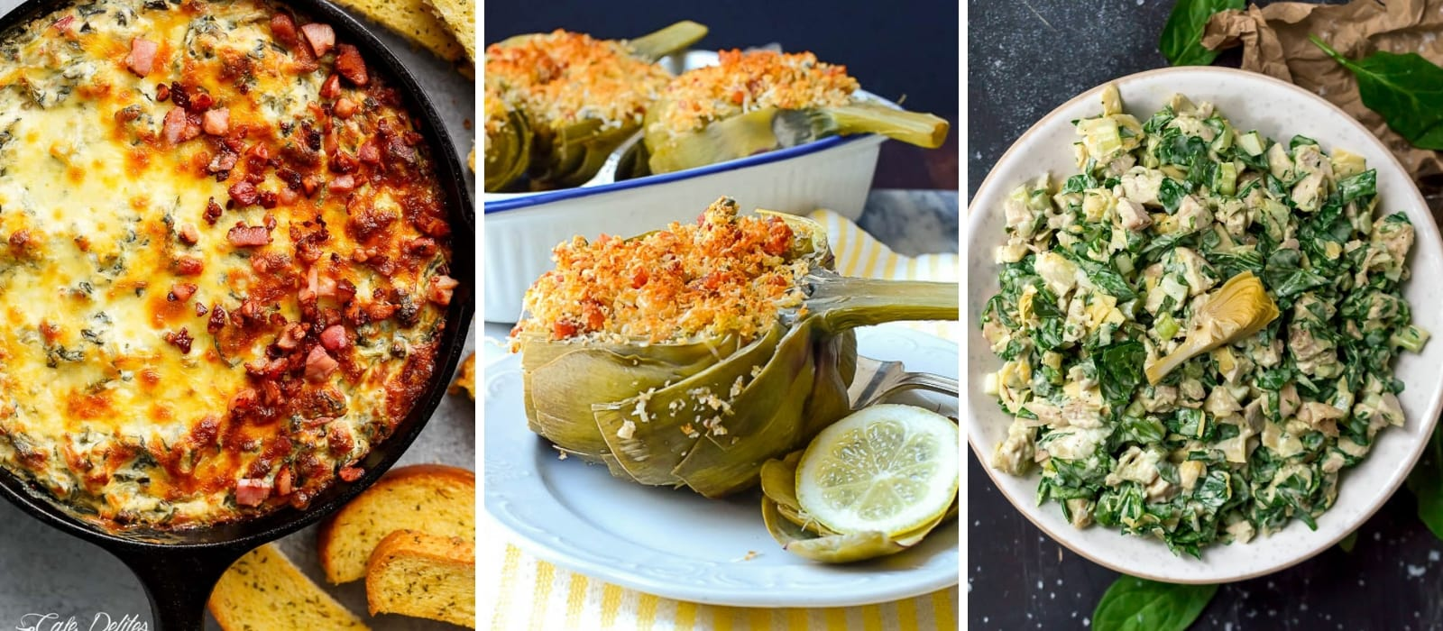 Artichoke Recipes for Wine Tasting