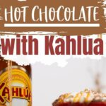 Kahlua Hot Cocktail   Kahlua Recipe Cocktail   Delicious Cocktail with Caramel   Best Hot Chocolate Cocktail   Boozy Hot Chocolate Cocktails   #cocktail #caramelcocktail #sweetcocktail #recipe #fall
