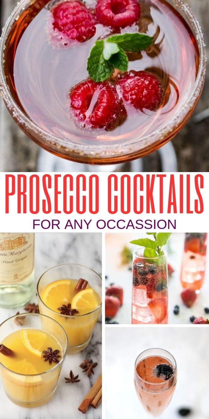 prosecco cocktail recipe