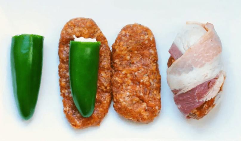 Dinosaur Eggs AKA Spicy Meat Bombs