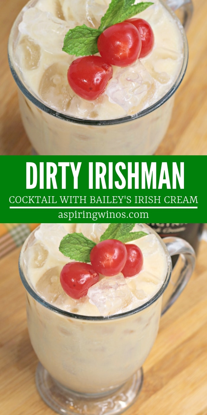 Dirty Irishman Cocktail | Dirty Cocktail | Irish Coffee | Cocktail Dirty Irish | Dirty Irish Whisky Cocktail Recipe | #irishcoffee #baileys #cocktail #coffee #recipe #winter #christmas