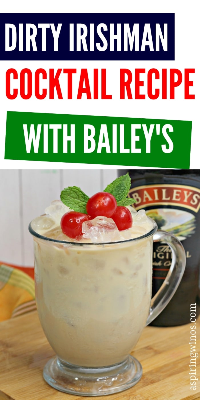 Dirty Irishman Cocktail | Dirty Cocktail | Irish Coffee | Cocktail Dirty Irish | Dirty Irish Whisky Cocktail Recipe | #irishcoffee #baileys #cocktail #coffee #recipe #winter #christmas
