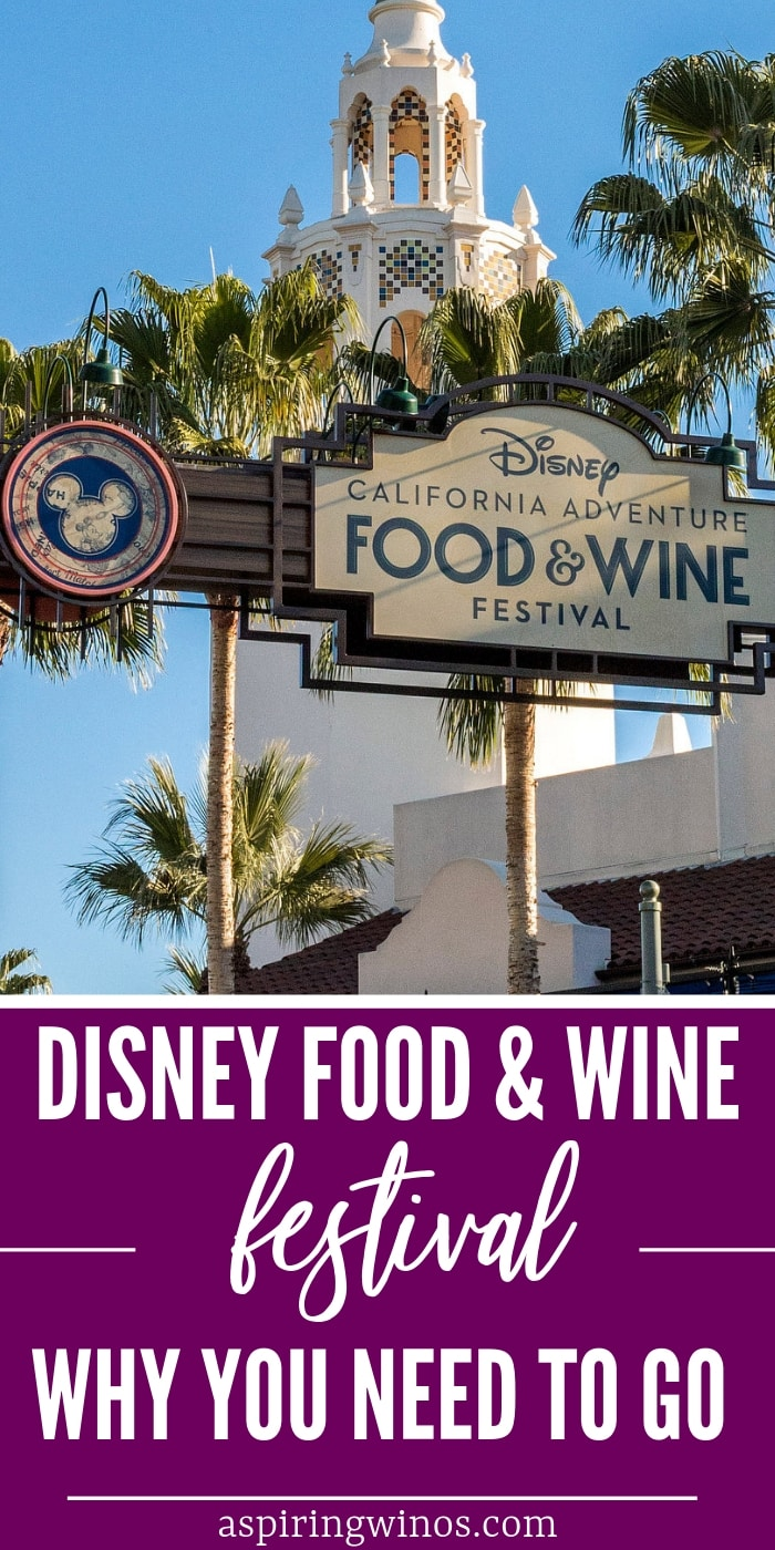Indulge your passion for wine and food at the Disney Food & Wine Festival! The kid-friendly environment has delicious pairings, lots of amazing wine and fun for the adults in the family. #Epcotfoodandwinefestival #DisneySMMC #WaltDisneyWorld #Epcot #Food #Wine #DisneyTravel #FamilyTravel #Disneyparks #DisneySide