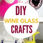 Decor Ideas Using Wine Glasses | Ideas for Using Old Wine Glass | Crafts Using Wine Glasses | Wine Glass Decor Ideas | Wine Glass Crafts | #wine #winedecor #decor #crafts #winecrafts