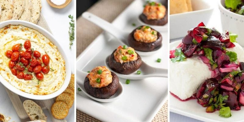 Drool Worthy Goat Cheese Appetizers for Your Next Wine Tasting Party | Goat Cheese Appetizers | Appetizers for Your Party | Best Appetizers with Goat Cheese | Wine Tasting Appetizers | Appetizers for Your Wine Party | #wine #appetizers #goatcheese
