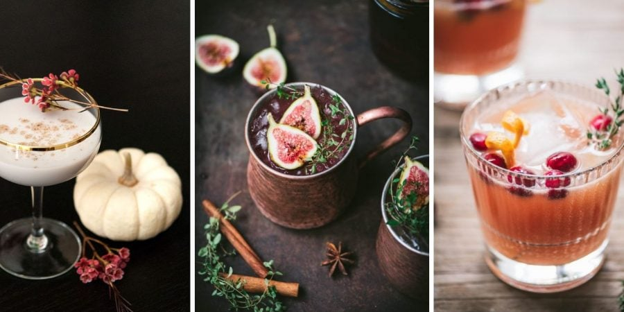 Fall Cocktail Recipes| Simple Fall Cocktail Recipes| Warm Fall Cocktail Recipes| Easy Fall Cocktail Recipes| Fall Cocktail Ideas| Best Autumn Cocktails| #fallcocktails #cocktails #autumcocktails