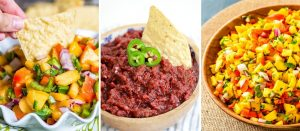 Fun Fruit Salsa To Serve With A Cheese Board   What Kind of Salsa to Put on Your Cheeseboard   Best things to Put on Your Cheeseboard   Salsa Cheeseboard Ideas   #salsa #cheeseboard #recipes #appetizers #snacks
