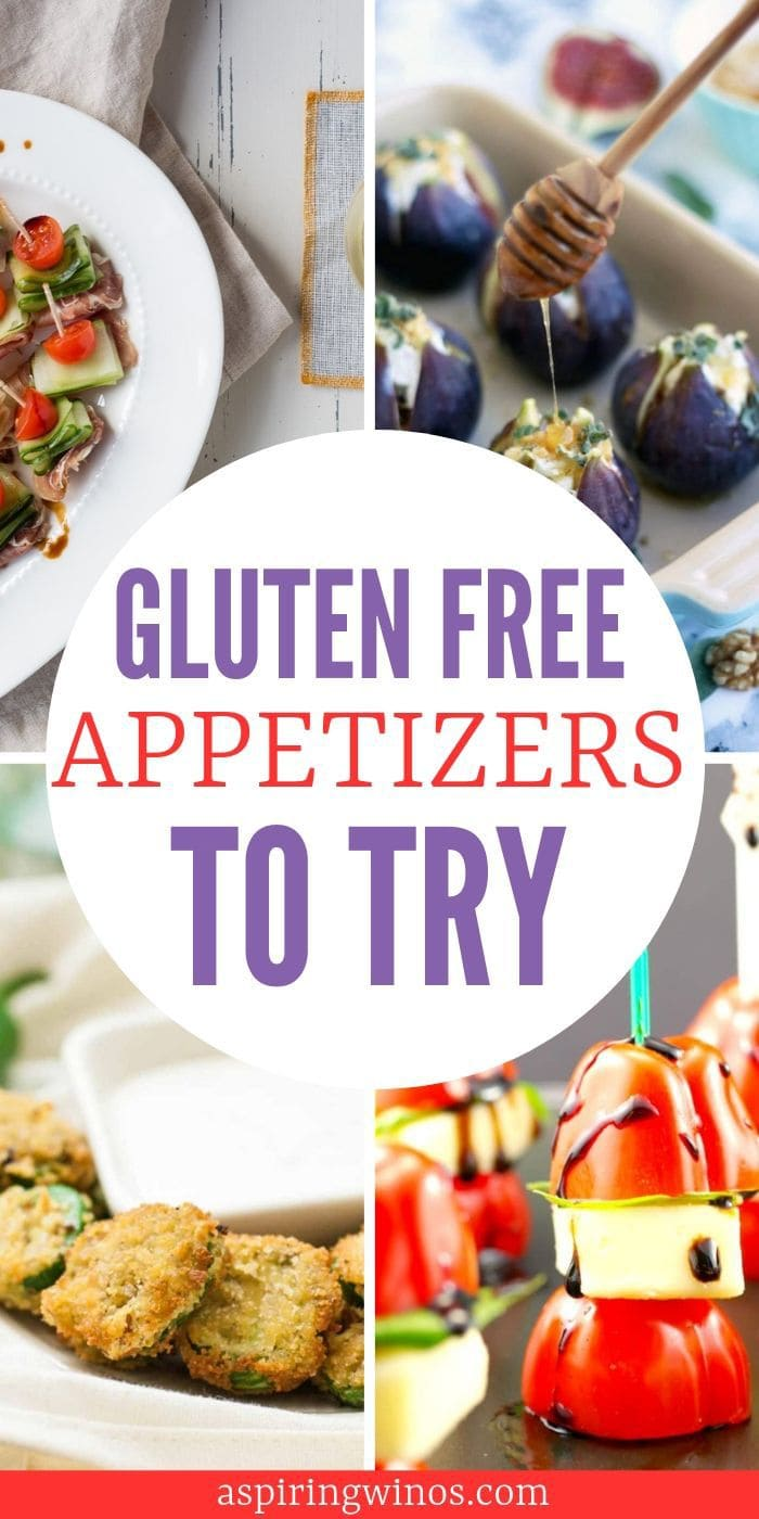 Gluten Free Appetizers for Your Next Wine Tasting Party | Appetizers without Gluten | Gluten Free Snacks | Gluten Free Recipes | Recipes without Gluten | #glutenfree #wineparty #appetizers #recipes
