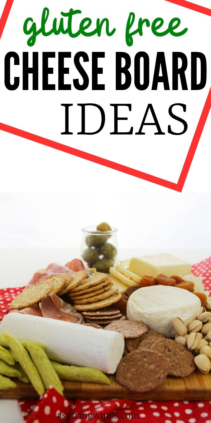 cheese board ideas that are gluten free
