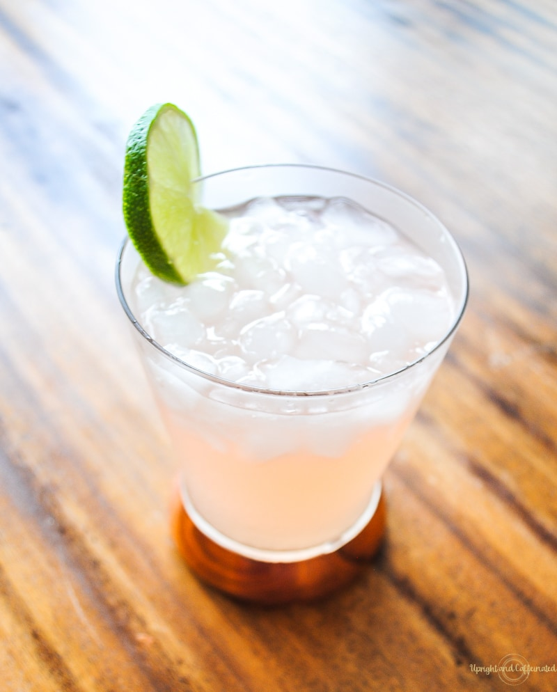 Grapefruit Vodka Mule