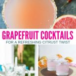 grapefruit alcoholic drink