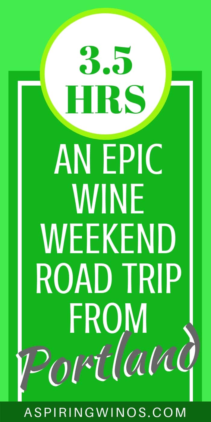 A 3.5 Hour Wine Weekend Road Trip from Portland to the Tri-Cities, Washington How we took an amazing road trip to the Tri-Cities, in the middle of wine country, featuring the Red Mountain AVA and other Columbia Valley producers. There are so many things to do in the Tri-Cities that we were only able to sample a few... wines and activities! #washingtonstate #travel #winetourism #winetravel #wineries