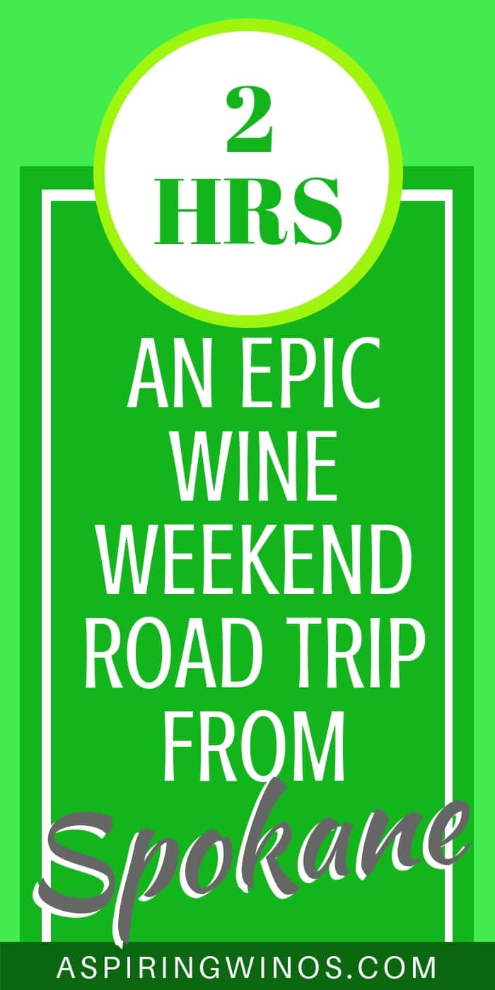 A 3.5 Hour Wine Weekend Road Trip from Spokane to the Tri-Cities, Washington How we took an amazing road trip to the Tri-Cities, in the middle of wine country, featuring the Red Mountain AVA and other Columbia Valley producers. There are so many things to do in the Tri-Cities that we were only able to sample a few... wines and activities! #washingtonstate #travel #winetourism #winetravel #wineries