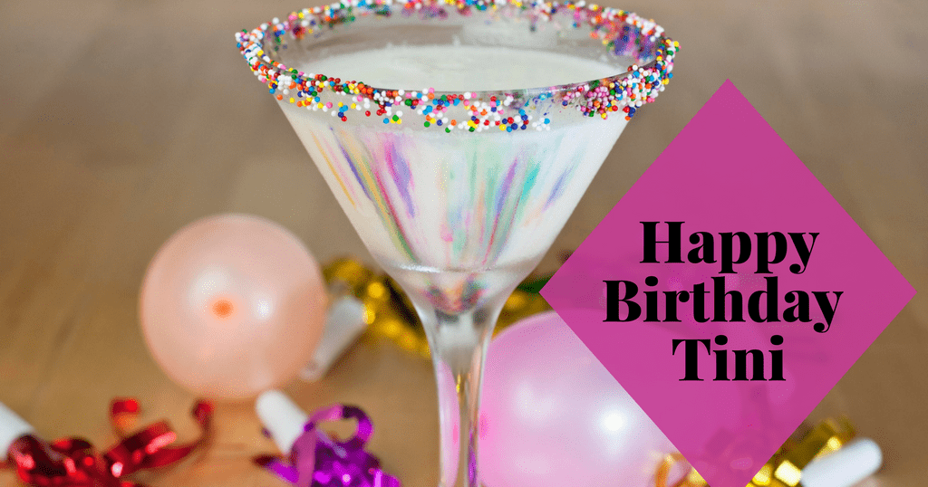 Happy Birthday Tini (HBT)