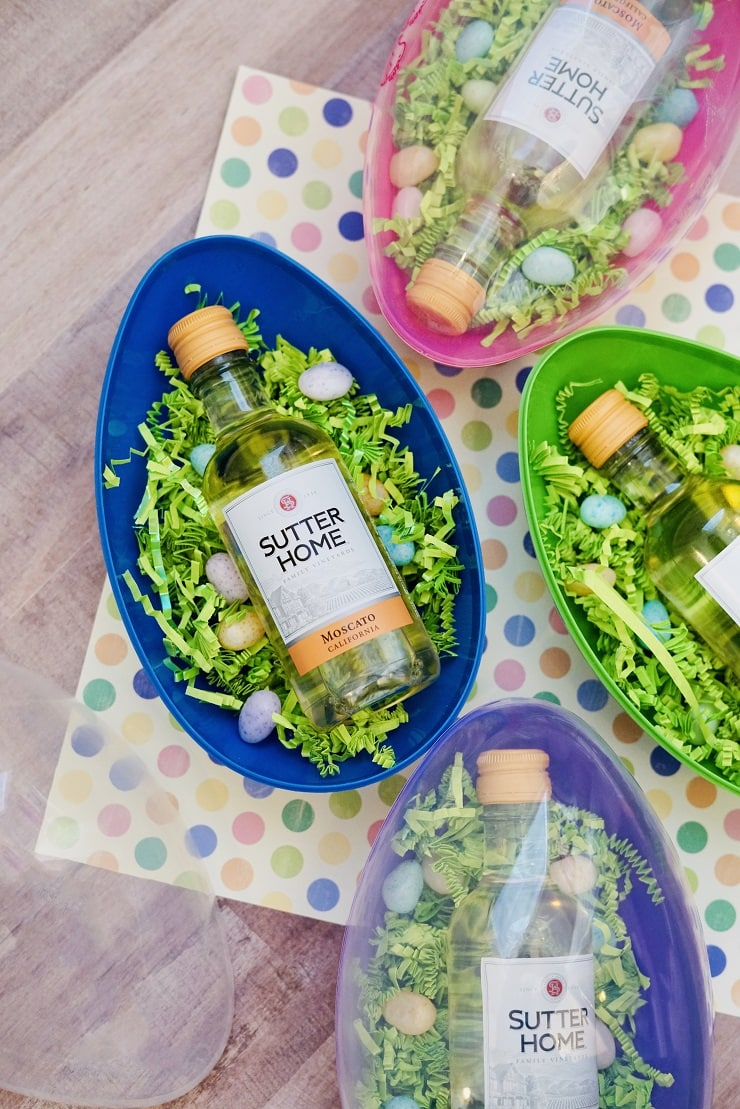 Boozy Adult Easter Eggs 1