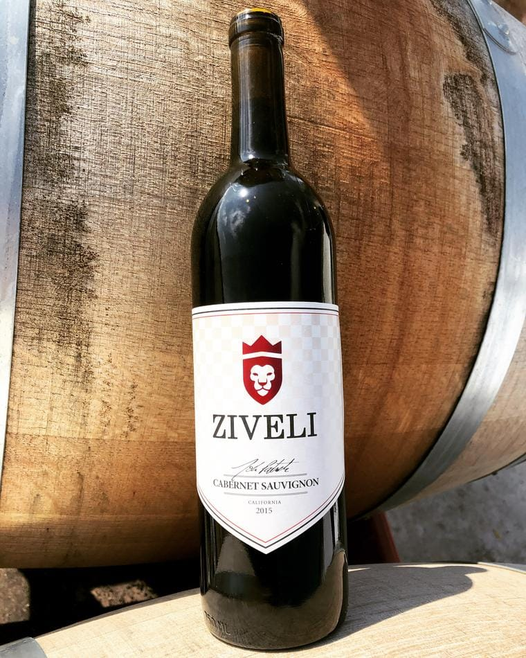 Ziveli winery - a great place to go wine tasting in Fresno